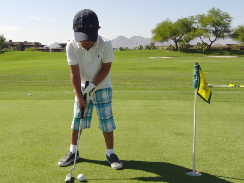 5 Reasons To Get Your Kid Into Golf Picture