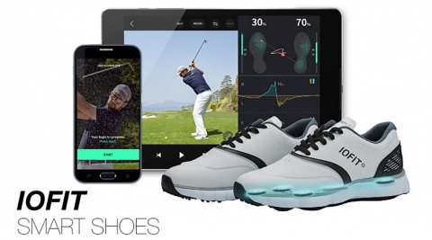 Samsung Iofit golf shoes