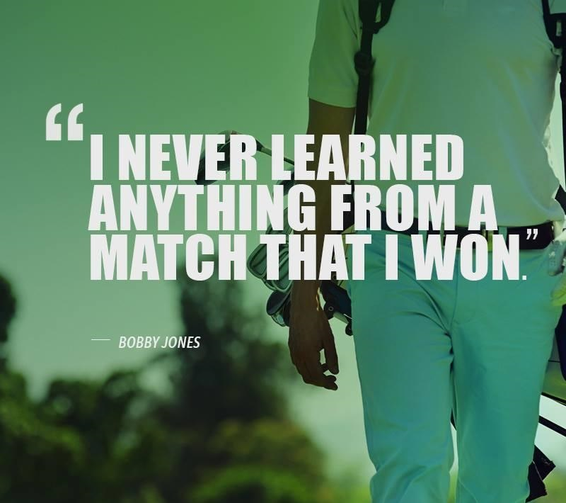 Golf Quotes Mesmerizing Inspirational Golf Quotes
