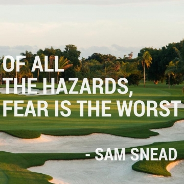 Inspirational Golf Quotes Picture