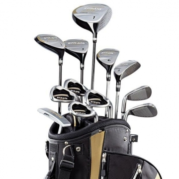 The Basics of Golf Clubs Picture